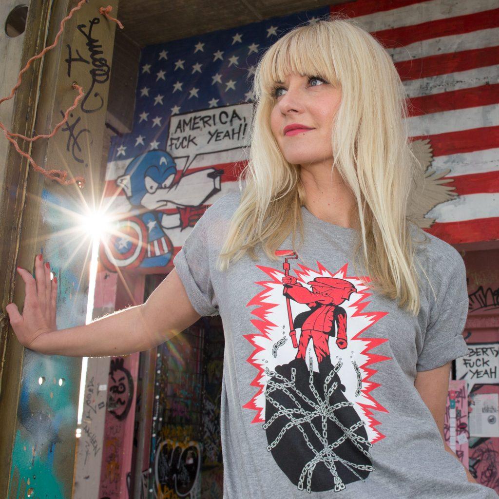 Teufelberg Tobo Erik Rotheim Graffiti Streetart Berlin paint cute girls sexy best shirts
