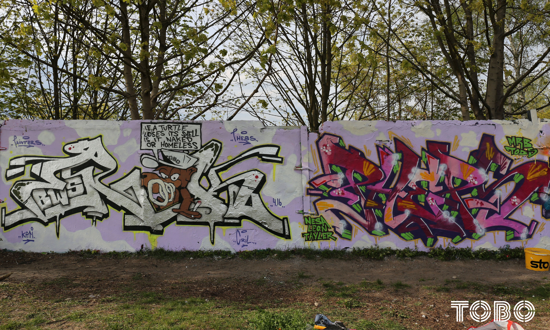 tobo erikrotheim graffiti streetsrt berlin FBM ewe tng mrb bws rto cys painters mrs cril enok Gisk the nice guys finn abnd rto