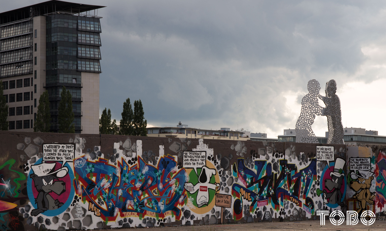 Tobo Erik Rotheim Graffiti Streetart urban art treptowerpark tuff city kids hall of fam tck sild pheps feps silt tods mrb alianz