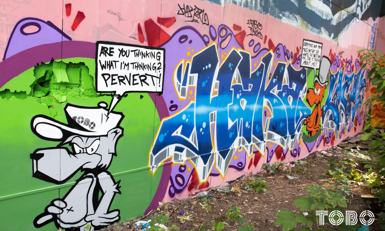 Teufelsberg Tobo Erik Rotheim Graffiti streetart berlin urban art style kunst kultur fbm haka haker frak loco jks style keep it real gute jungs